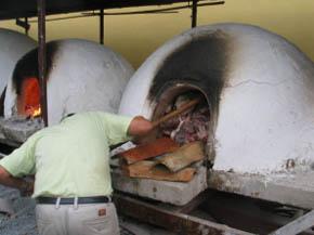 Forno a legna per il Pane di Casa -- foto: Vincenzo Raneri
