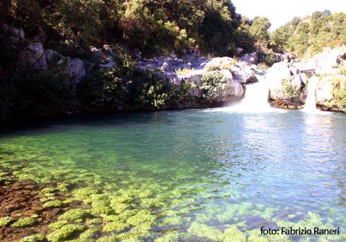 Speciale laghi di sicilia sicilia for Immagini di laghetti