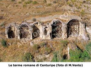 Le terme romane di Centuripe
