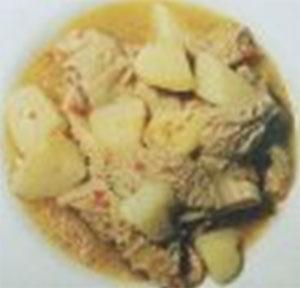 Trippa con patate foto: Vincenzo Raneri